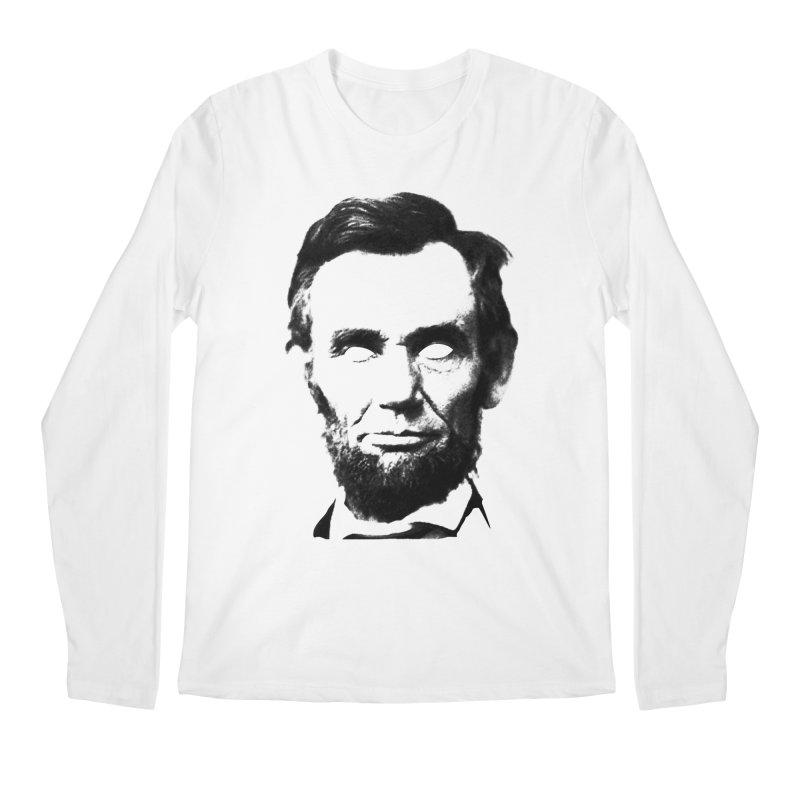 Abe Men's Regular Longsleeve T-Shirt by Lads of Fortune Artist Shop
