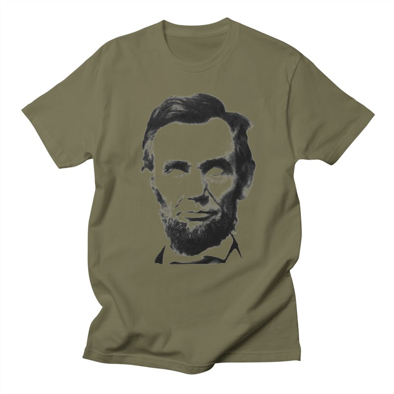 Abe Men's T-shirt by Lads of Fortune Artist Shop