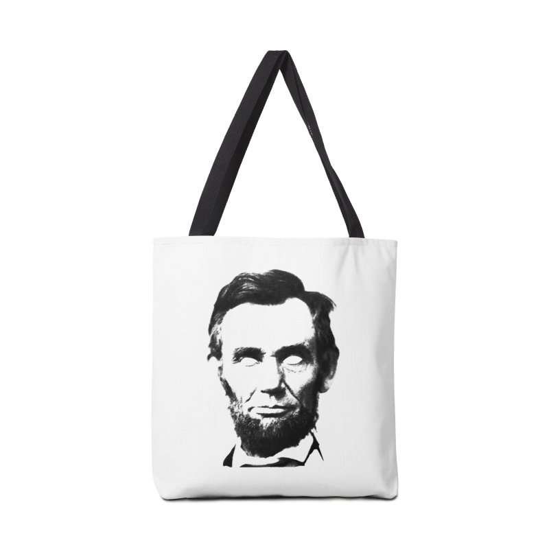 Abe Accessories Tote Bag Bag by Lads of Fortune Artist Shop