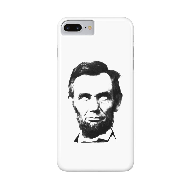 Abe Accessories Phone Case by Lads of Fortune Artist Shop