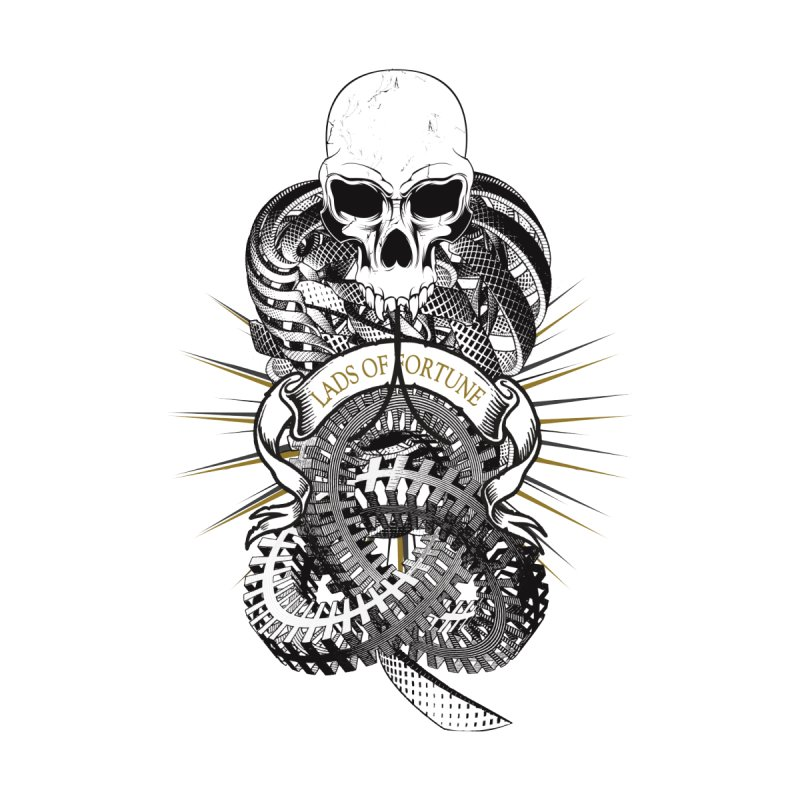 Mechanical Snake by Lads of Fortune Artist Shop