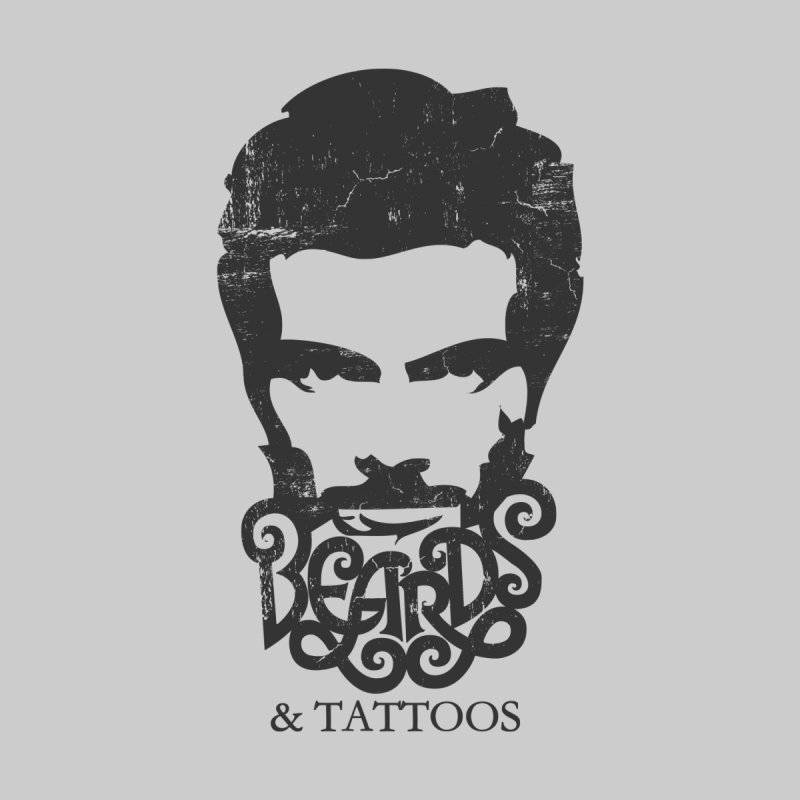 Every Girls Dream-Beards and Tattoos by Lads of Fortune Artist Shop