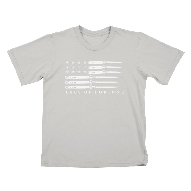 Diamond And Daggers American Flag   by Lads of Fortune Artist Shop