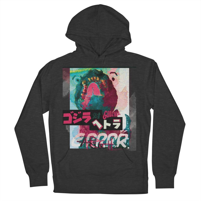 ARRRGH GODZILLA Women's Pullover Hoody by Lads of Fortune Artist Shop