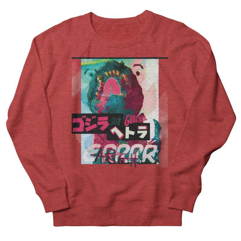 ARRRGH GODZILLA Women's Sweatshirt by Lads of Fortune Artist Shop