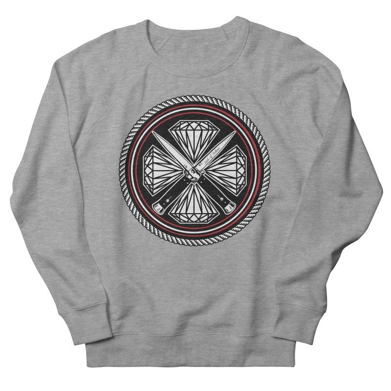 Diamonds and Daggers LOF logo Women's Sweatshirt by Lads of Fortune Artist Shop