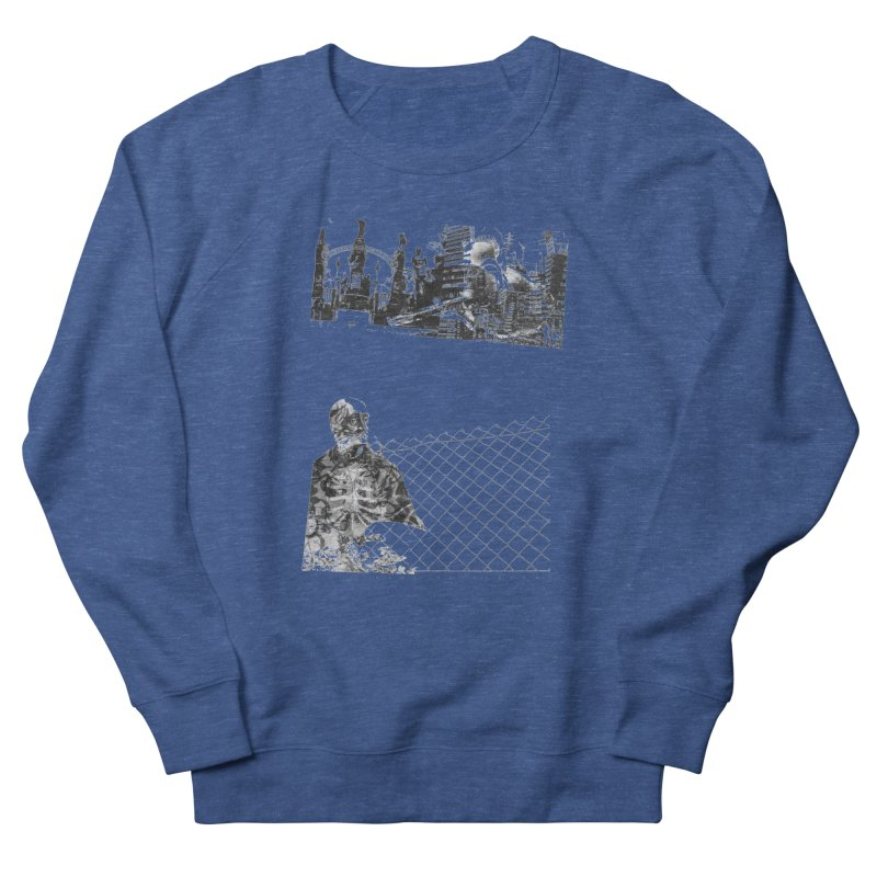 History is never black and white Men's Sweatshirt by Lads of Fortune Artist Shop