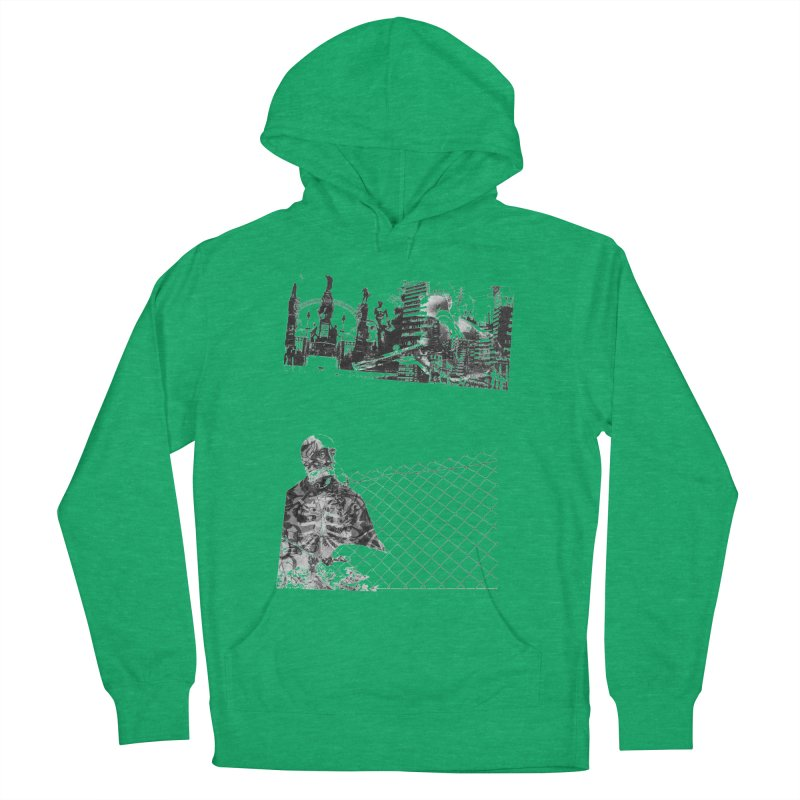 History is never black and white Women's Pullover Hoody by Lads of Fortune Artist Shop