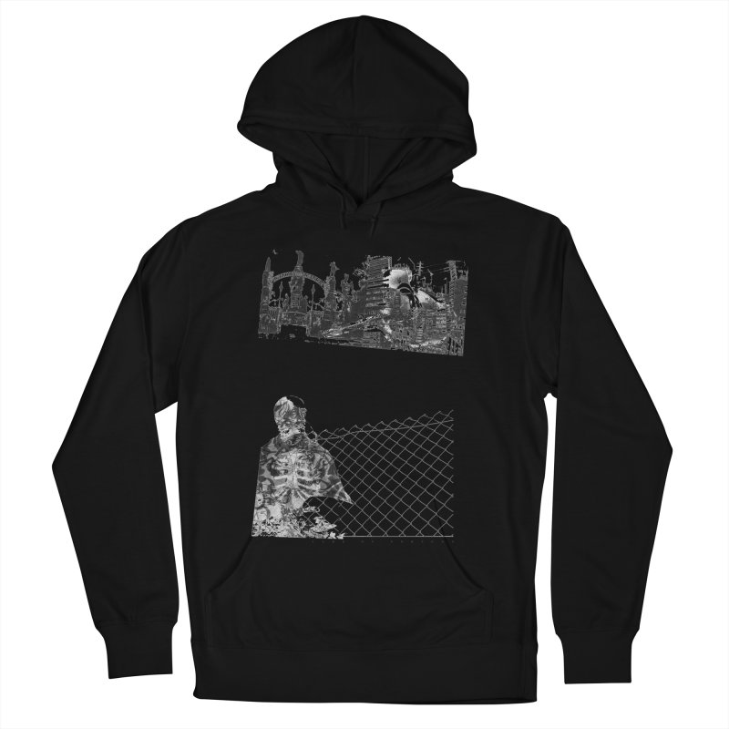 History is never black and white Men's Pullover Hoody by Lads of Fortune Artist Shop