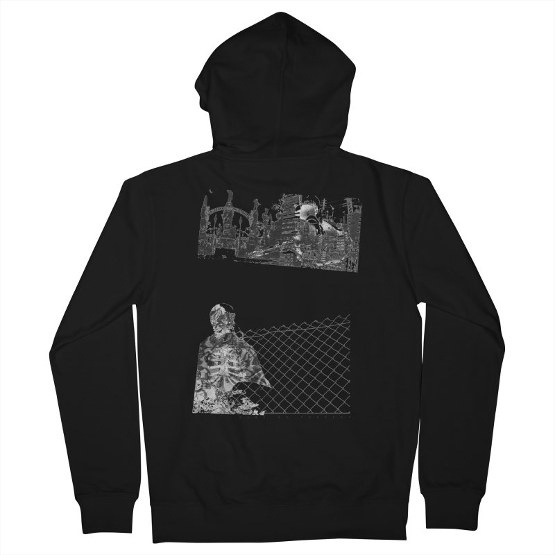 History is never black and white Women's Zip-Up Hoody by Lads of Fortune Artist Shop