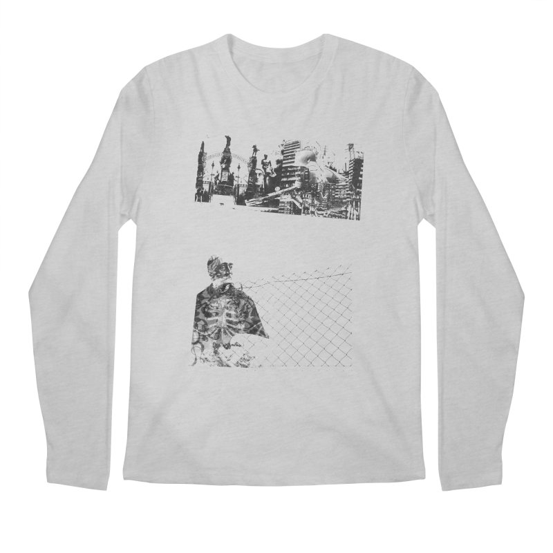 History is never black and white Men's Longsleeve T-Shirt by Lads of Fortune Artist Shop