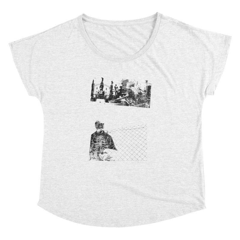 History is never black and white Women's Dolman by Lads of Fortune Artist Shop