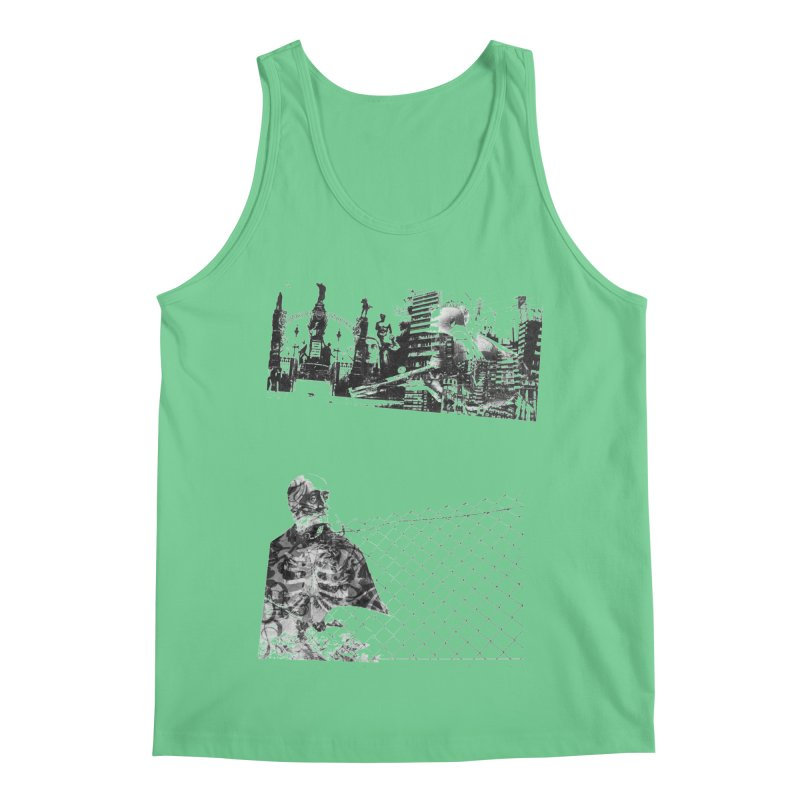 History is never black and white Men's Regular Tank by Lads of Fortune Artist Shop