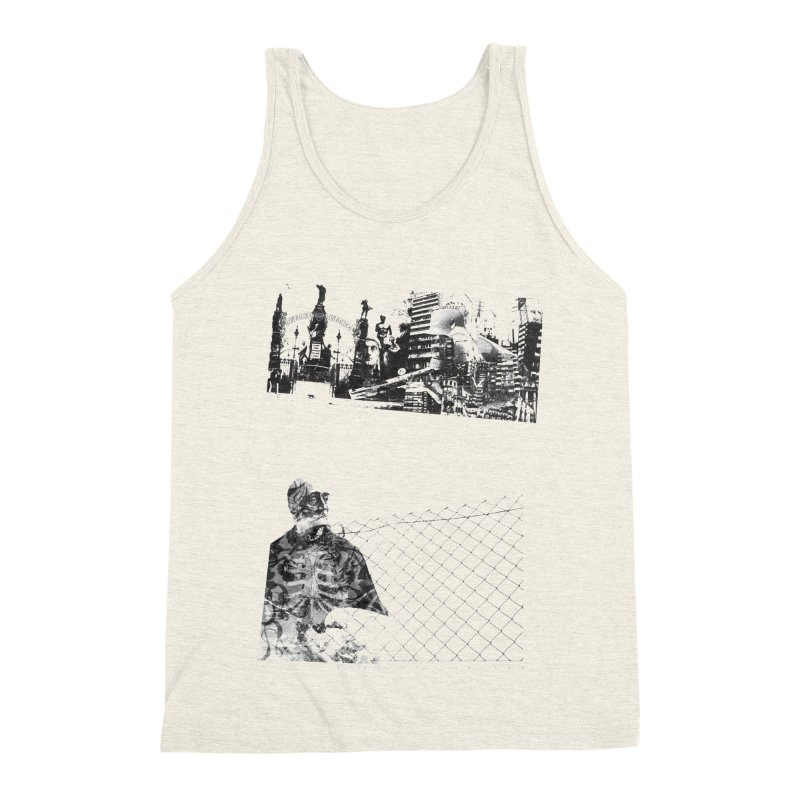 History is never black and white Men's Triblend Tank by Lads of Fortune Artist Shop