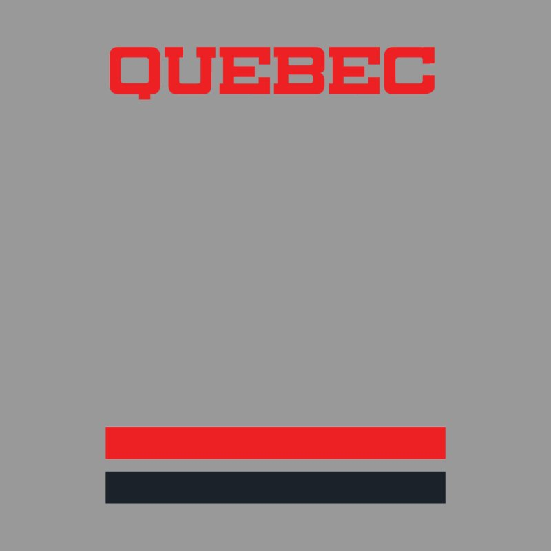 Quebec Hockey Jersey  None  by Lads of Fortune Artist Shop