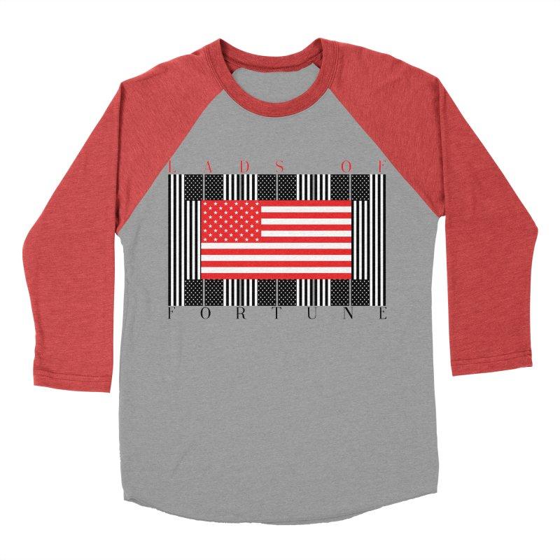 FLAGSICATION Men's Longsleeve T-Shirt by Lads of Fortune Artist Shop
