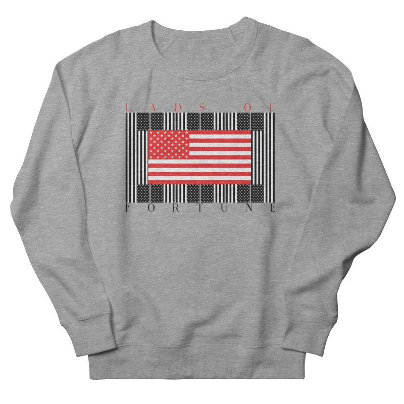 FLAGSICATION Men's Sweatshirt by Lads of Fortune Artist Shop