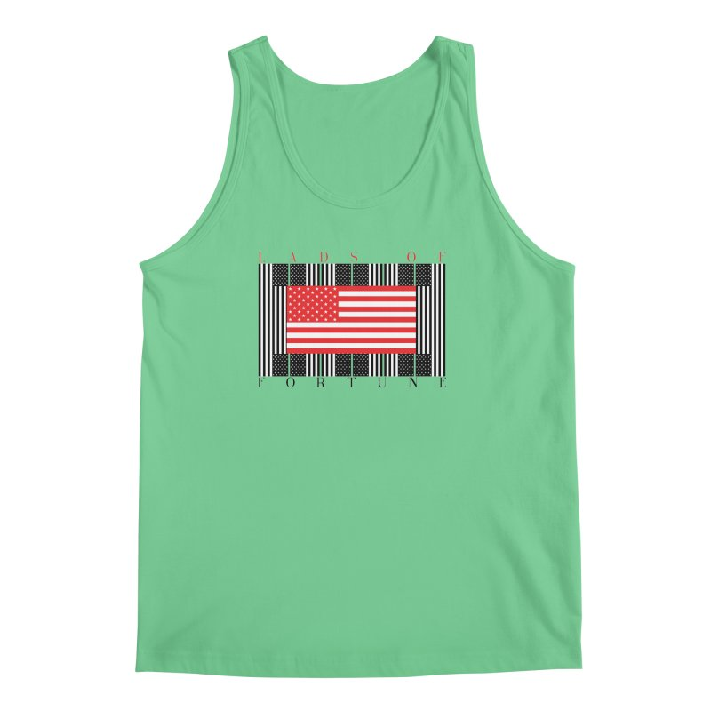 FLAGSICATION Men's Tank by Lads of Fortune Artist Shop