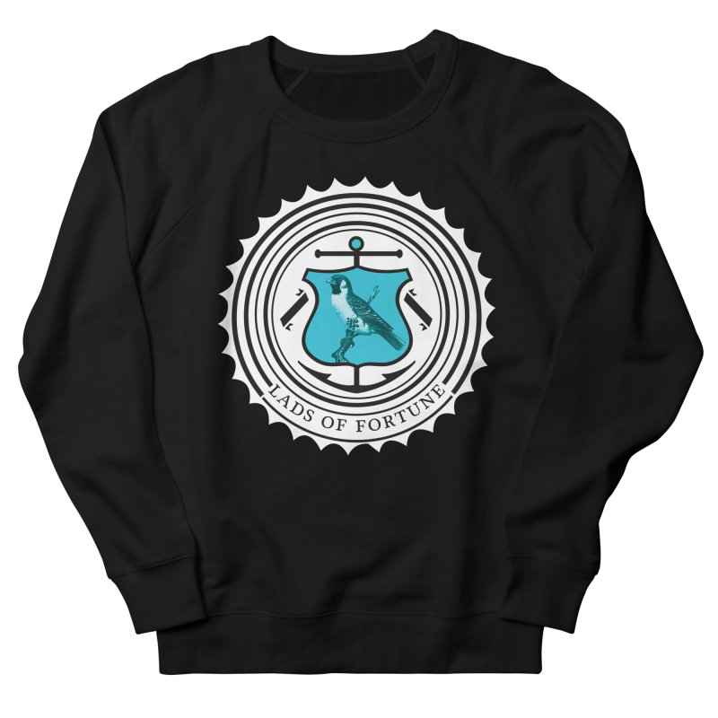 Blue Bird Women's Sweatshirt by Lads of Fortune Artist Shop