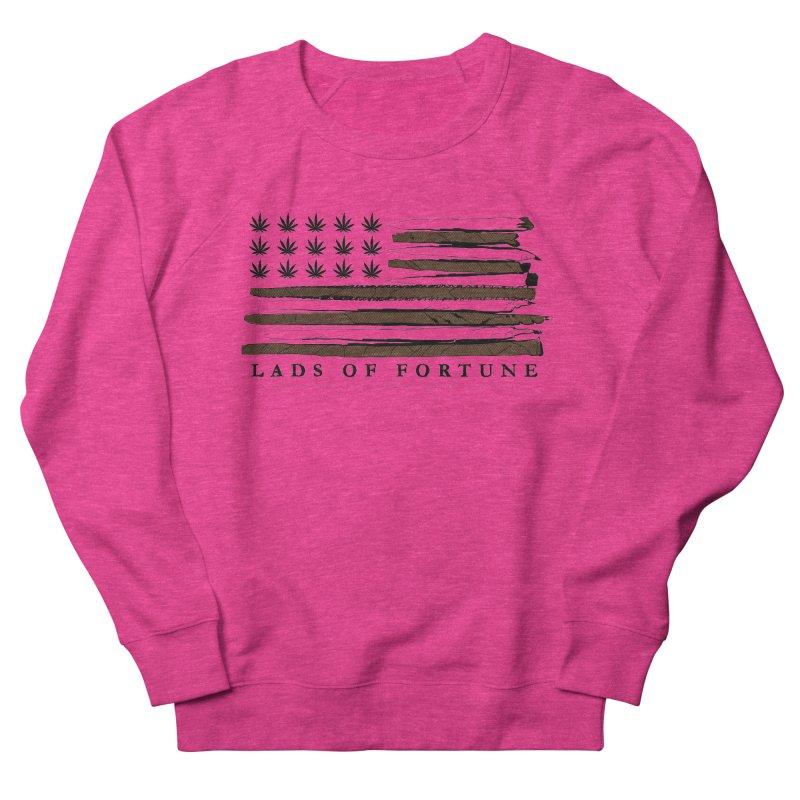 Roll it up! Legalize Women's Sweatshirt by Lads of Fortune Artist Shop