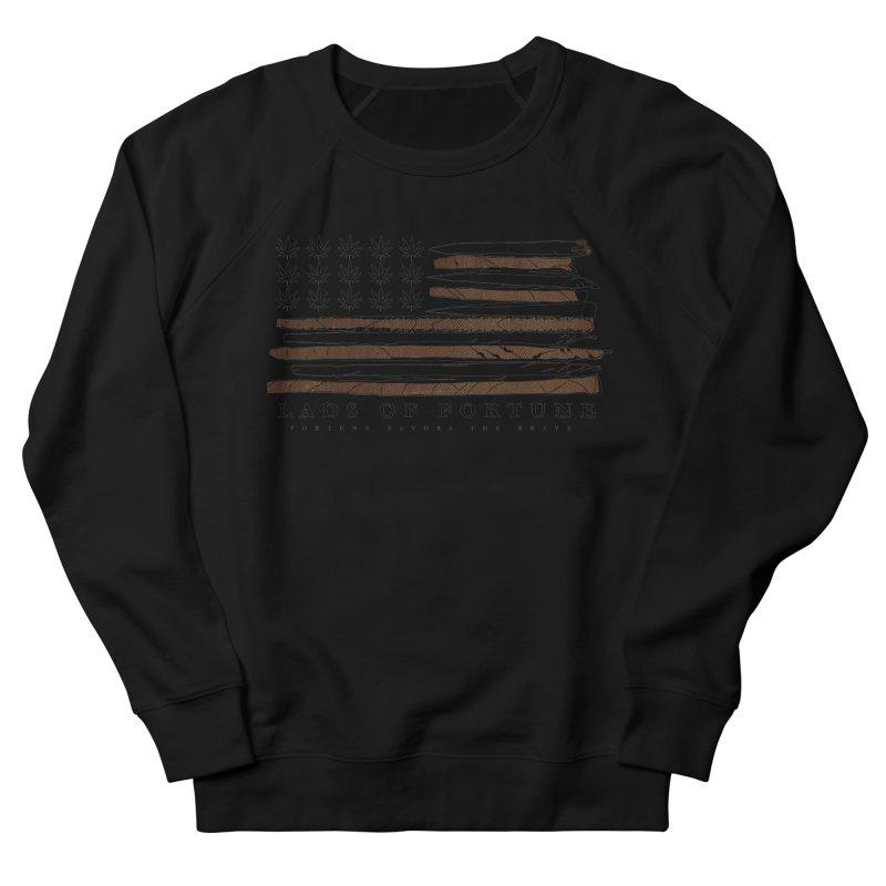 Roll it up! Legalize Men's Sweatshirt by Lads of Fortune Artist Shop