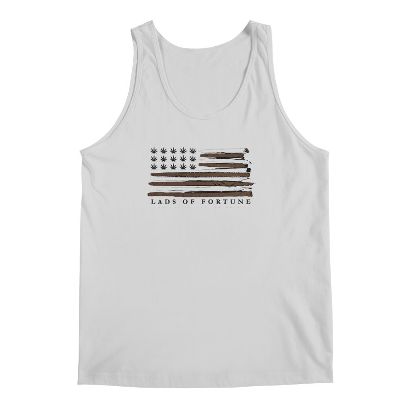 Roll it up! Legalize Men's Tank by Lads of Fortune Artist Shop