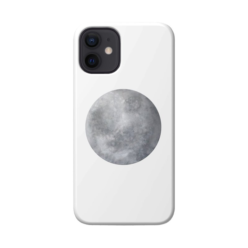 Full Moon Accessories Phone Case by LadyBaigStudio's Artist Shop
