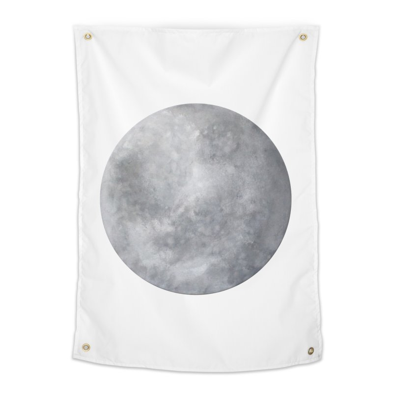 Full Moon Home Tapestry by LadyBaigStudio's Artist Shop