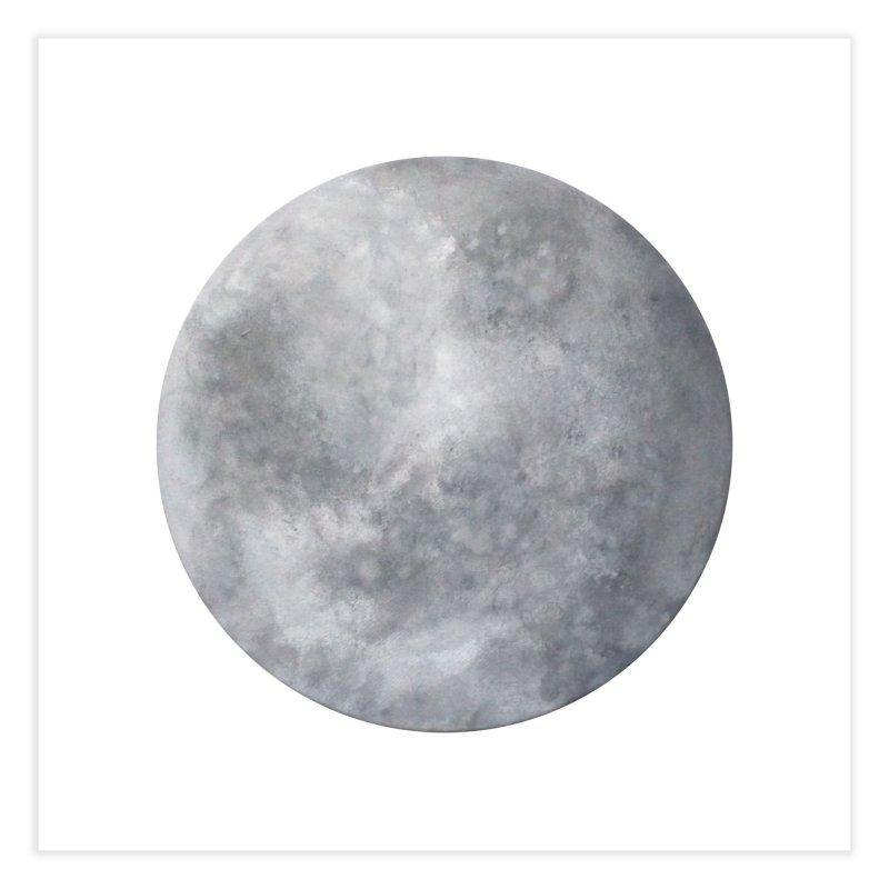 Full Moon Home Fine Art Print by LadyBaigStudio's Artist Shop