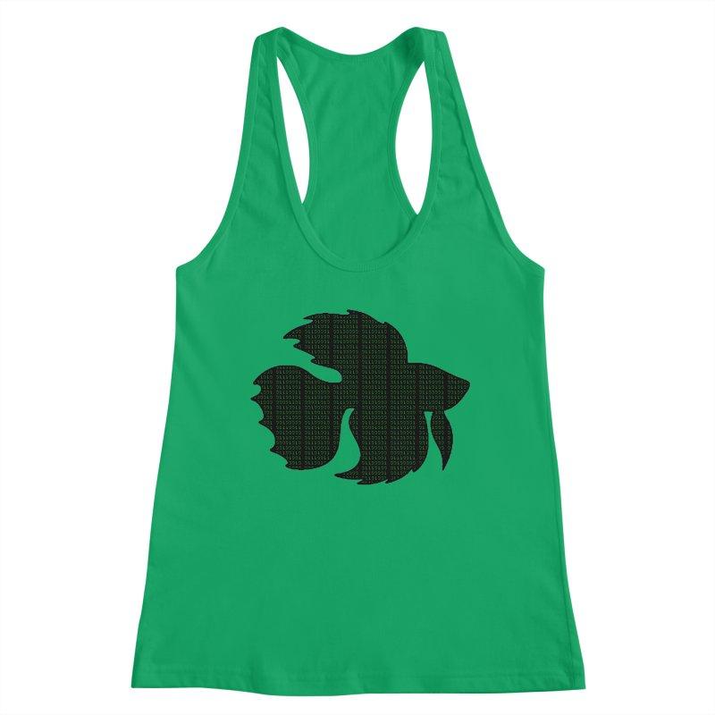 Beta Fish Women's Tank by LadyBaigStudio's Artist Shop