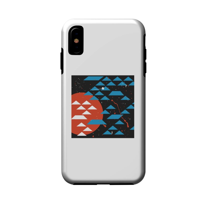 Geometric Galaxy Accessories Phone Case by LadyBaigStudio's Artist Shop