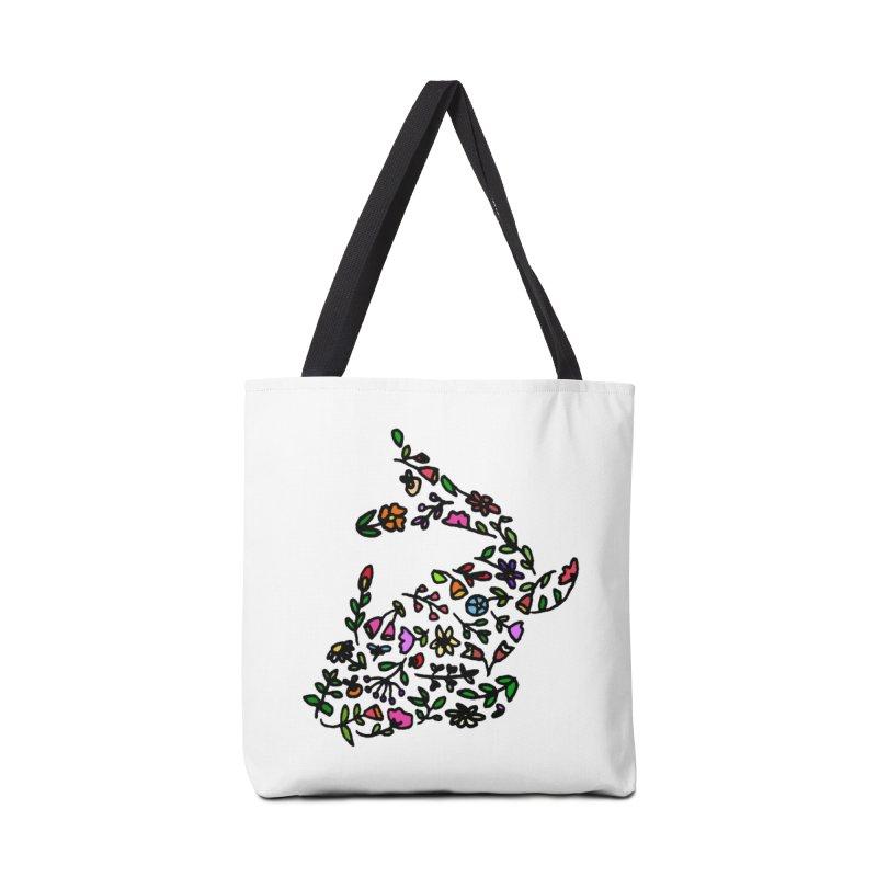 Floral Koi Fish 2 Accessories Tote Bag Bag by LadyBaigStudio's Artist Shop