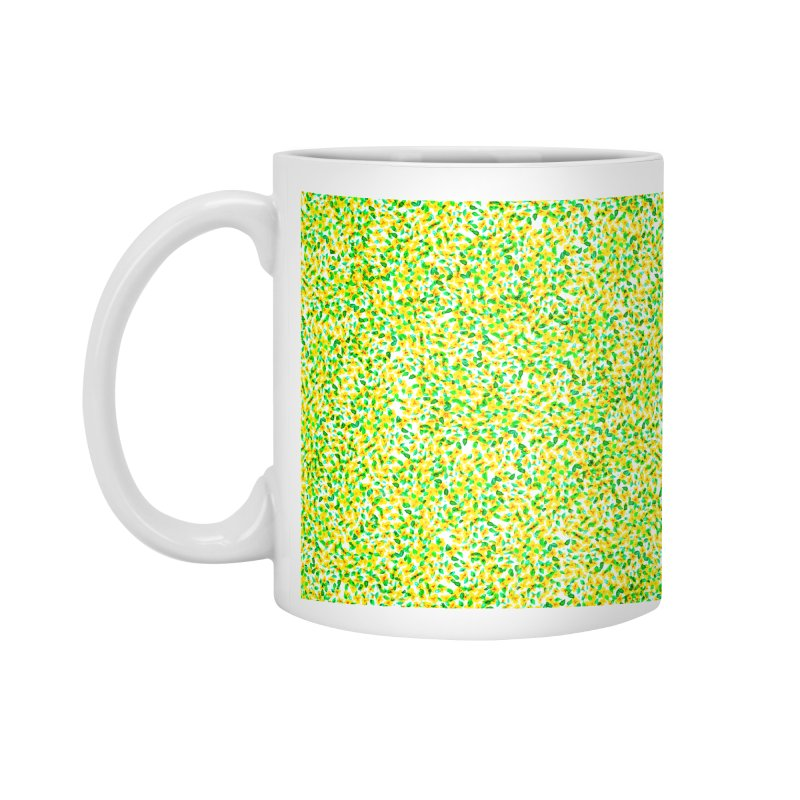 Forget-Me-Nots Accessories Standard Mug by LadyBaigStudio's Artist Shop
