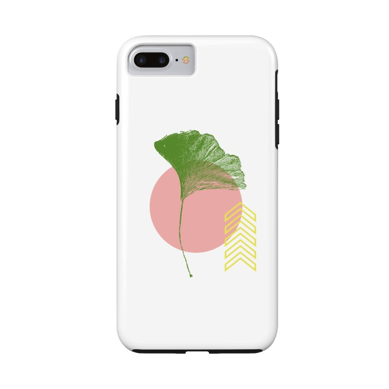 Ginkgo Leaf #1 Accessories Phone Case by LadyBaigStudio's Artist Shop