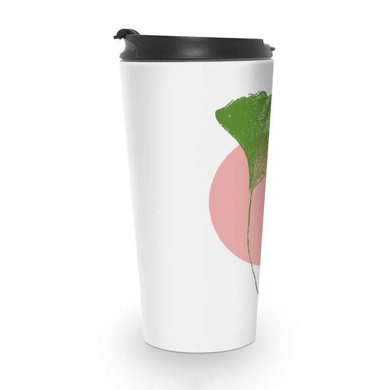 Ginkgo Leaf #1 Accessories Mug by LadyBaigStudio's Artist Shop