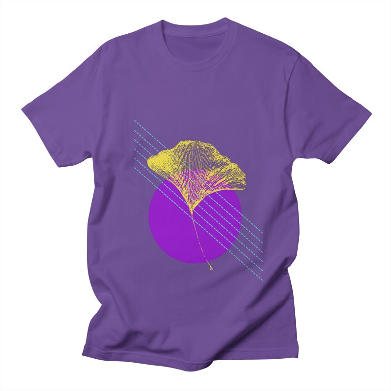 Ginkgo Leaf #2 Women's T-Shirt by LadyBaigStudio's Artist Shop