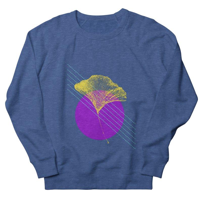 Ginkgo Leaf #2 Men's Sweatshirt by LadyBaigStudio's Artist Shop