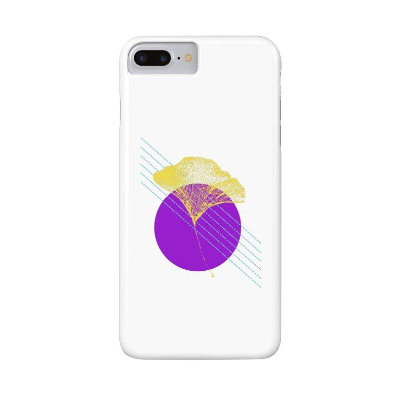 Ginkgo Leaf #2 Accessories Phone Case by LadyBaigStudio's Artist Shop