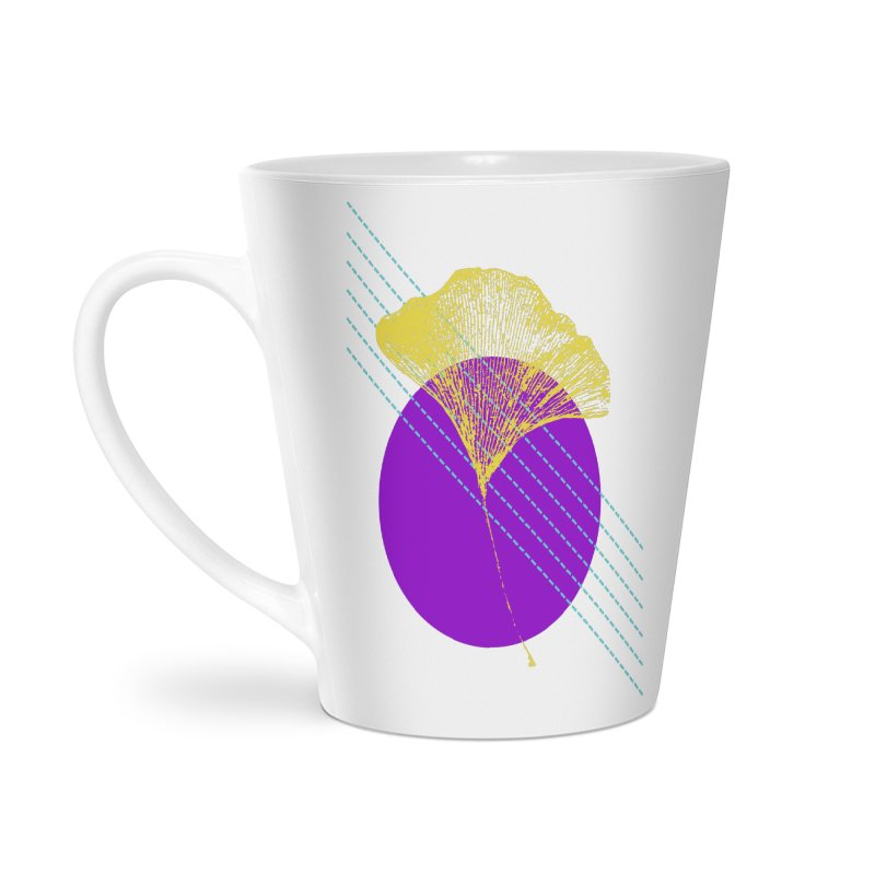 Ginkgo Leaf #2 Accessories Mug by LadyBaigStudio's Artist Shop