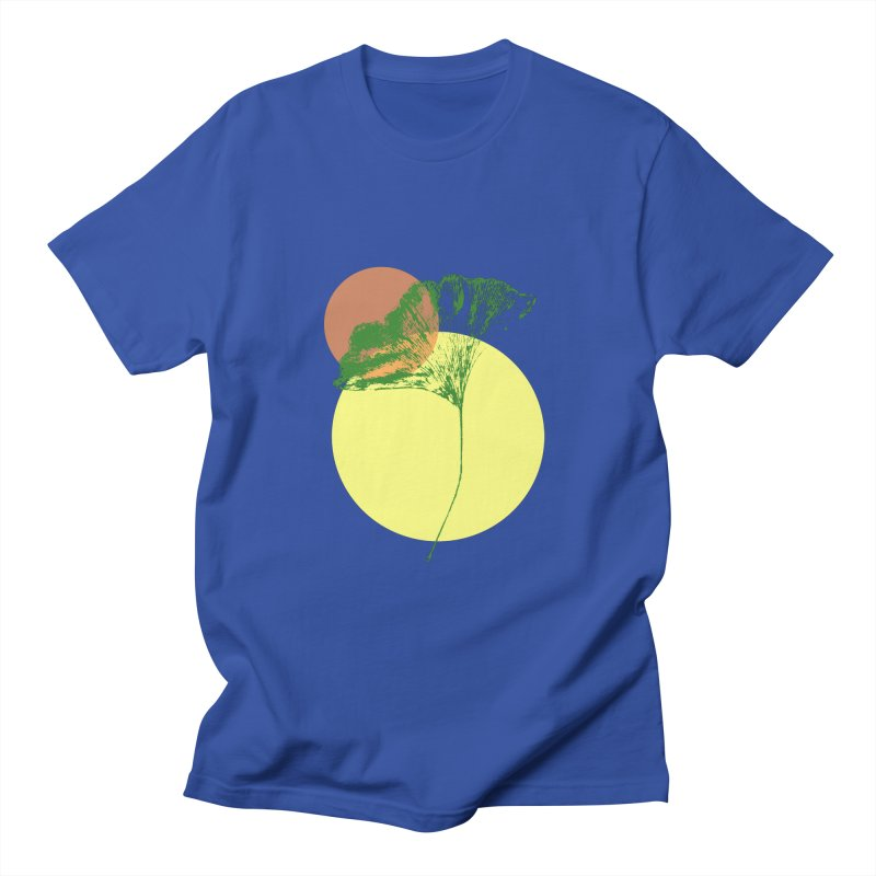 Ginkgo Leaf #3 Women's Regular Unisex T-Shirt by LadyBaigStudio's Artist Shop