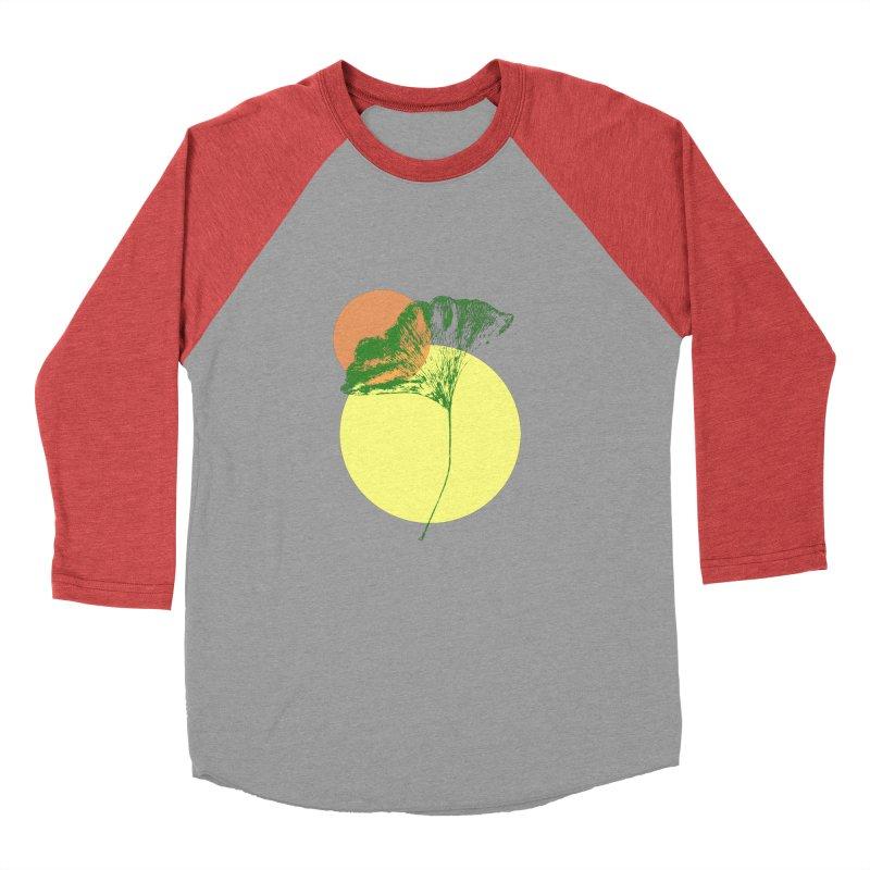 Ginkgo Leaf #3 Women's Longsleeve T-Shirt by LadyBaigStudio's Artist Shop