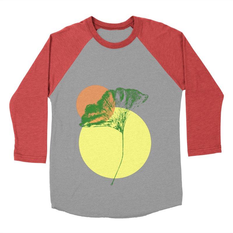 Ginkgo Leaf #3 Men's Longsleeve T-Shirt by LadyBaigStudio's Artist Shop
