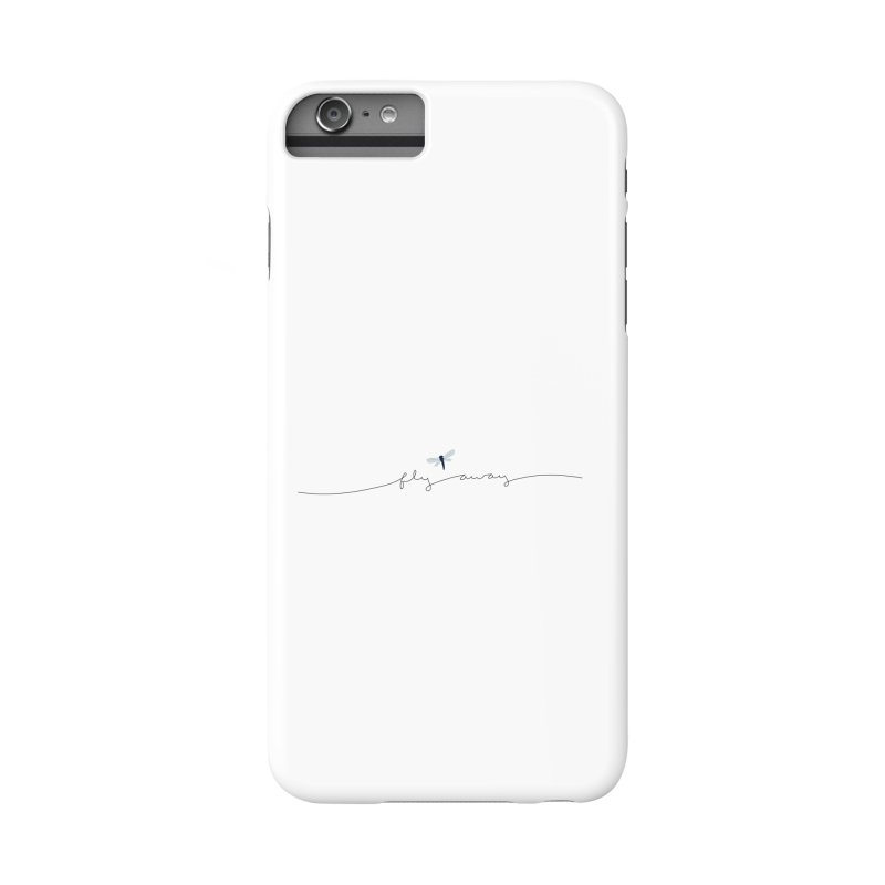 Fly Away Accessories Phone Case by LadyBaigStudio's Artist Shop