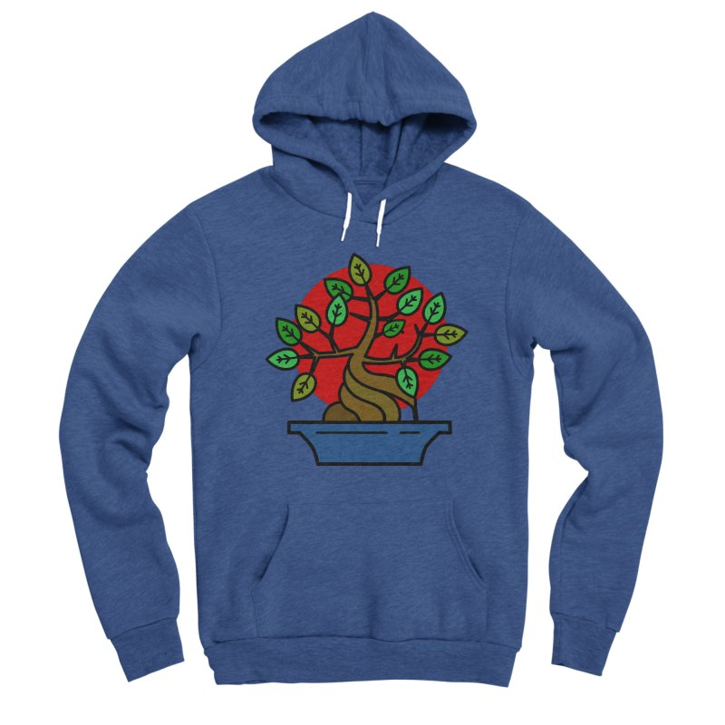 Bonsai Tree Women's Pullover Hoody by LadyBaigStudio's Artist Shop