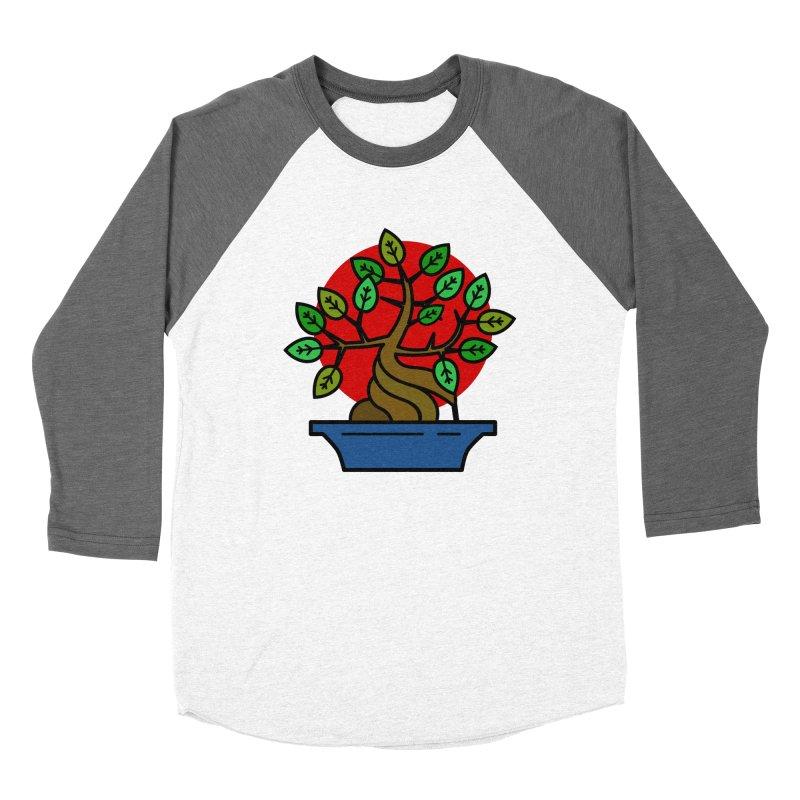 Bonsai Tree Women's Longsleeve T-Shirt by LadyBaigStudio's Artist Shop