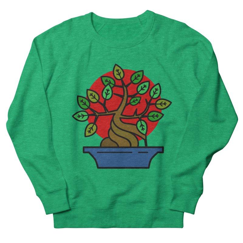 Bonsai Tree Women's Sweatshirt by LadyBaigStudio's Artist Shop