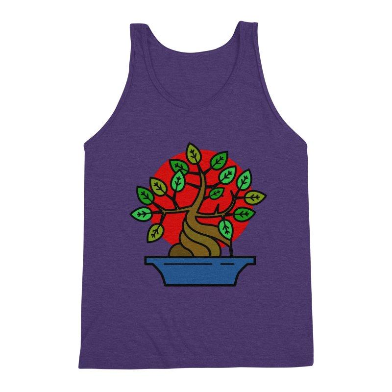 Bonsai Tree Men's Tank by LadyBaigStudio's Artist Shop