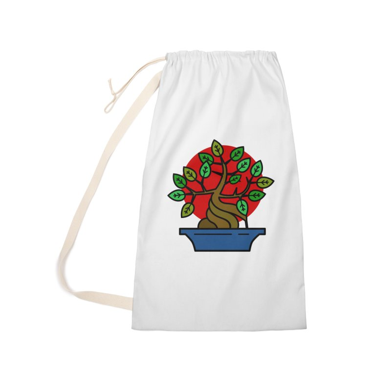 Bonsai Tree Accessories Bag by LadyBaigStudio's Artist Shop