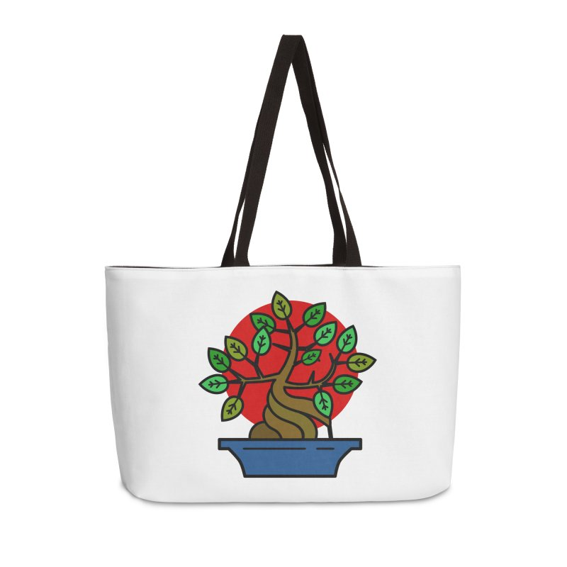 Bonsai Tree Accessories Bag by LadyBaigStudio's Artist Shop