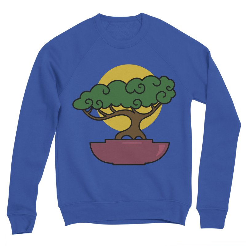 Bonsai Tree #2 Men's Sweatshirt by LadyBaigStudio's Artist Shop